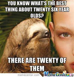 Sloth Being Sloth