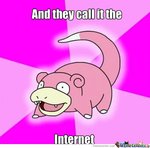 Slowpoke Strikes Again