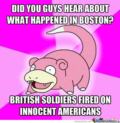 Slowpoke Strikes Again!
