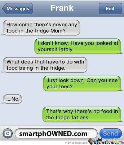 Smartphowned!