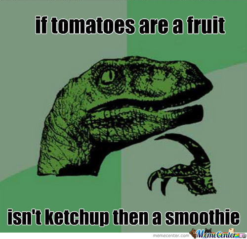 Smoothie Ketchup