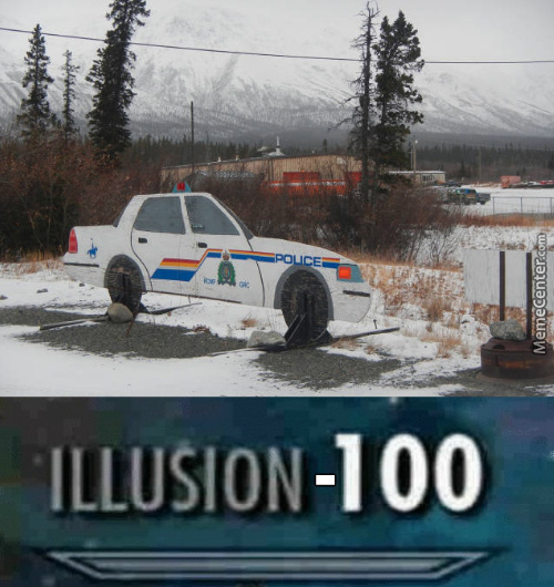 Sneaky Police