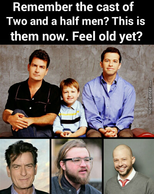 Sniff Sniff, Not Feeling Old