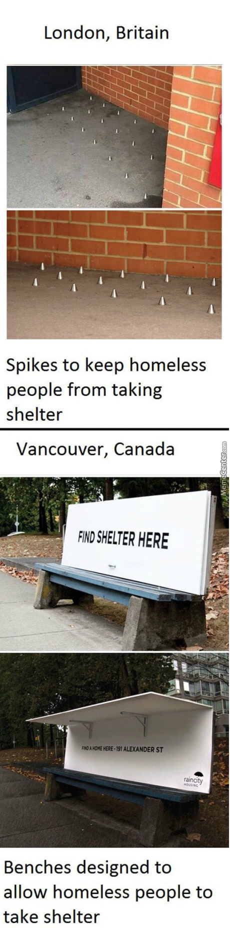 So Fuck You, Homeless British People