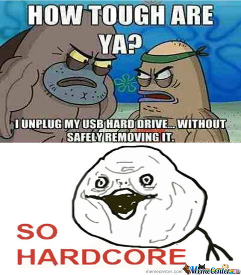 So Hardcore