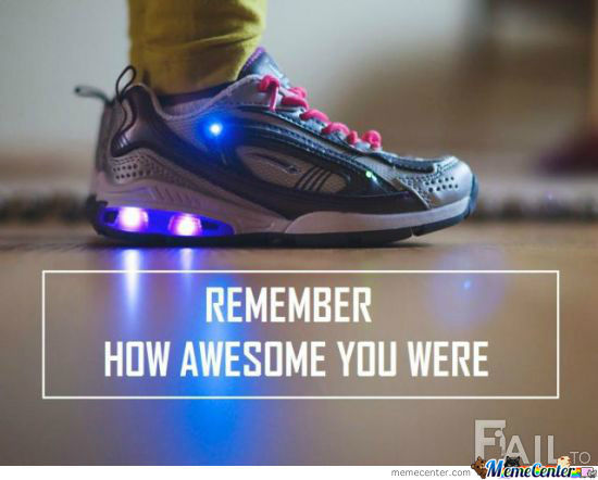 So.. I Was Awesome . Love These Shoes :d