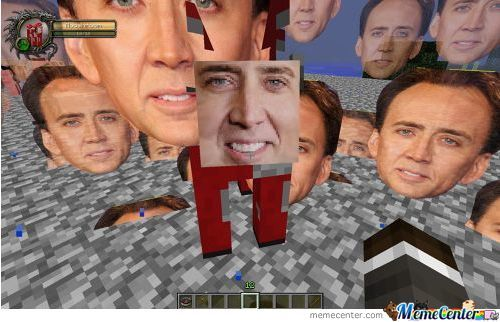 So My Friend Made A Minecraft Texture Pack