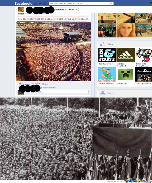 So You Say Noone Likes Hitler? Well Here I Prove You Wrong...