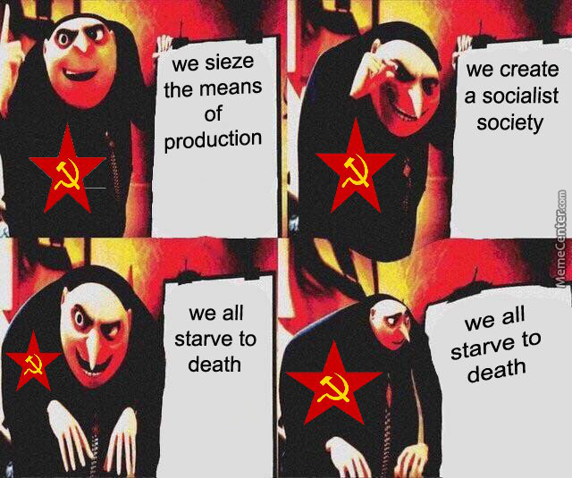 Anti-Communist propaganda is more awesome than any horror ... |Funny Anti Communism