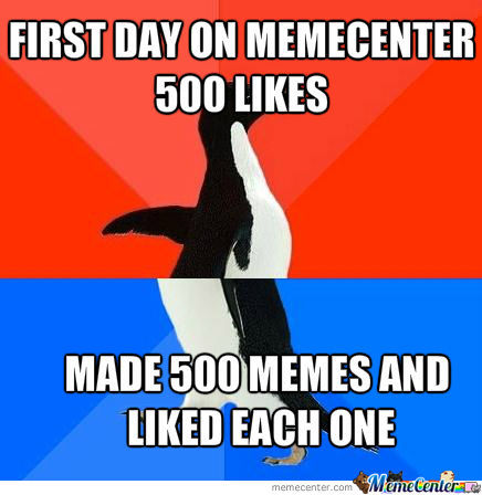 25 Best Memes About The Socially Awkward Penguin The