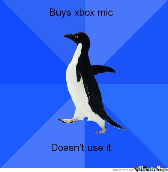 Socially Awkward Xbox
