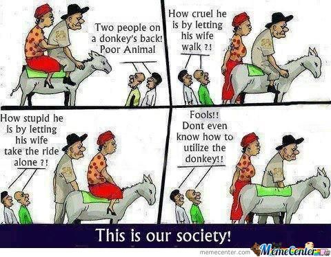 Society We Live In