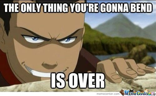 Sokka Being Sokka