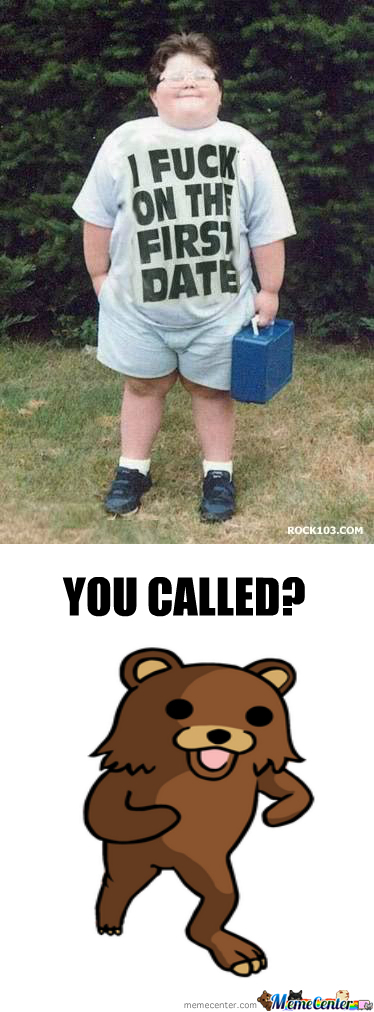 Some Call Pedobear