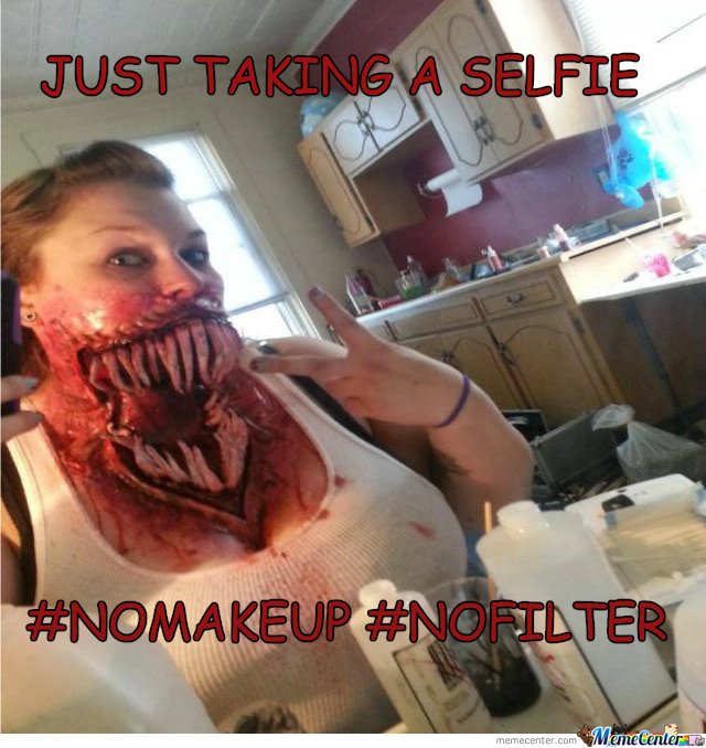 some girls are cute with nomakeup nofilter some are not_o_2360347 some girls are cute with nomakeup nofilter some are not _ by