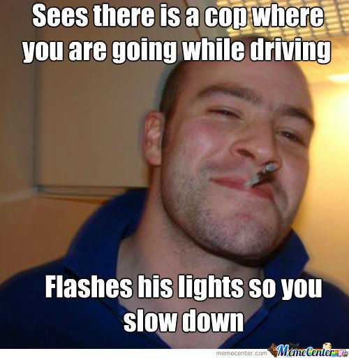 Some Guy Saved Me From A Ticket! Gotta Pass On The Favor!