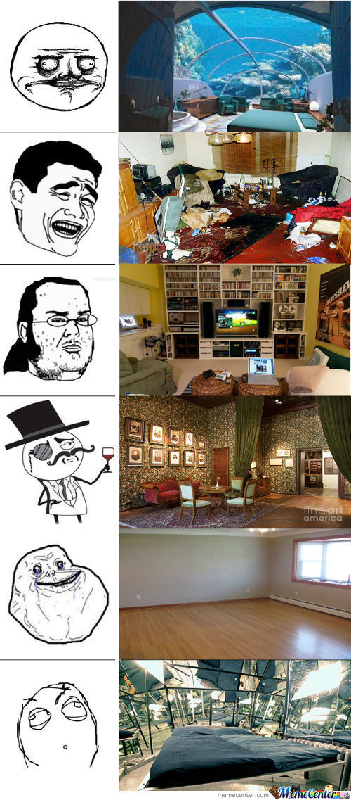 Some Meme Rooms