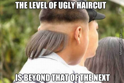 Some Next Generation Hair You Have There Good Sir