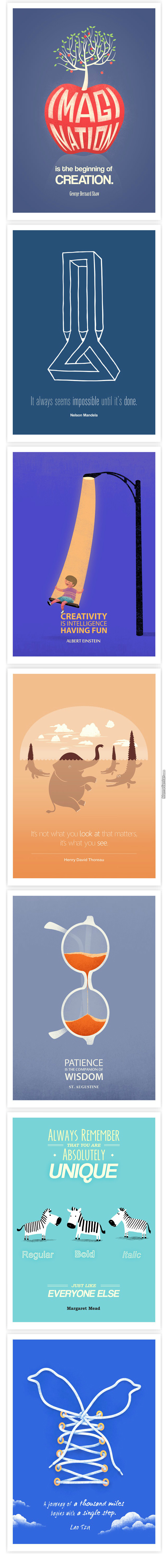 Some Nice Quotes, With Some Nice Illustrations ;)