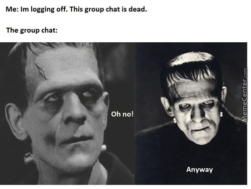 Some Other Group Chat Experiences