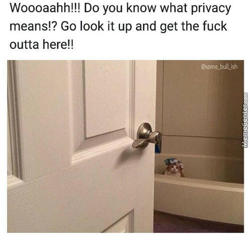 Some Privacy Please