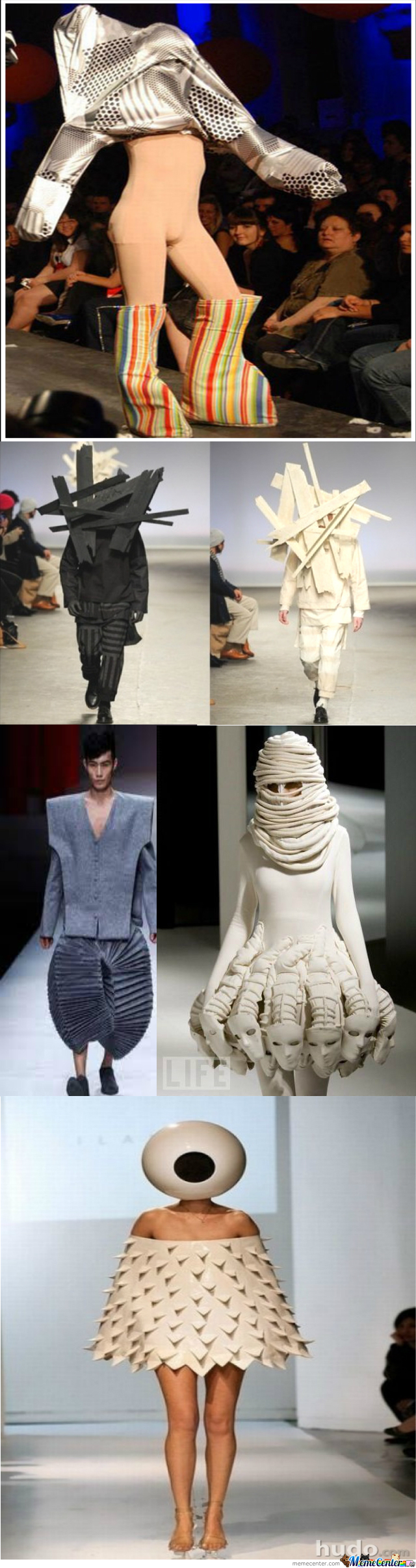 Some Really Strange Clothes