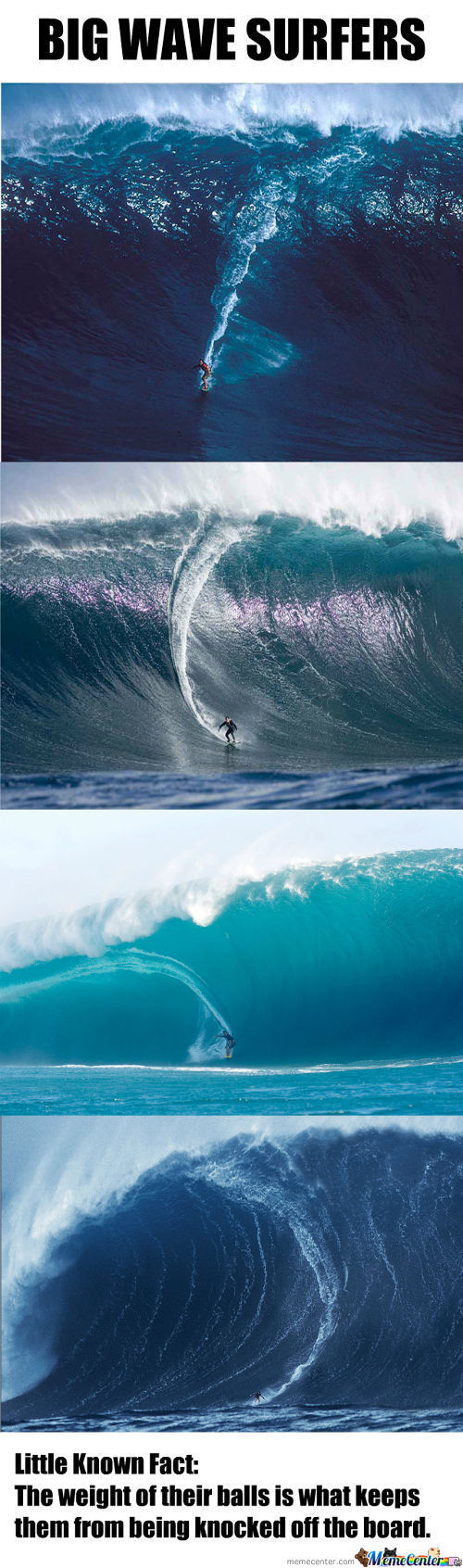 Some Surfing Trivia