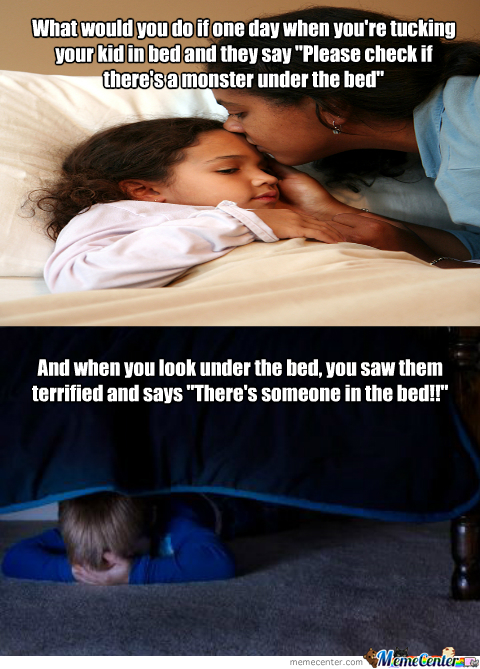 Someone's Under The Bed