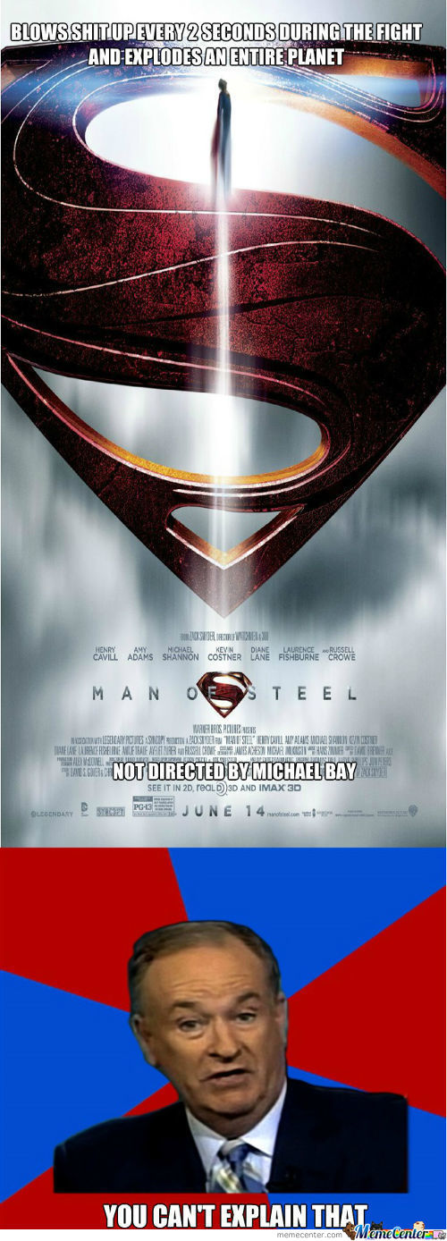 Something I Don't Understand After Watching Man Of Steel