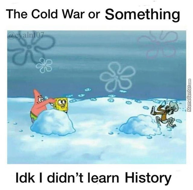 Somewhat Of An Historian Myself