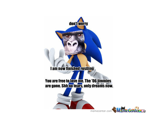 Sonic Is A Nutorius Troll