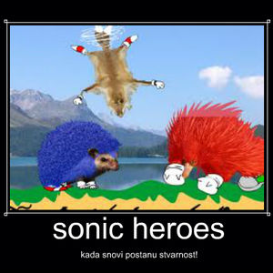 Sonic The Hedgehog By Gamingbropro123 Meme Center