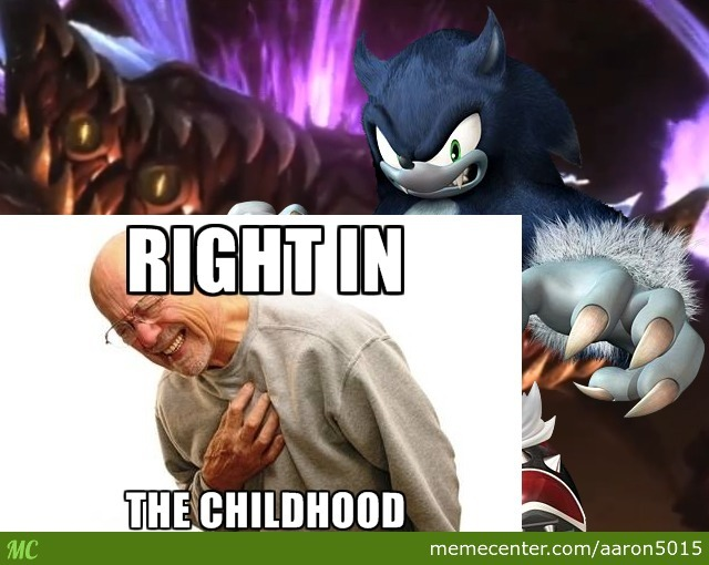 Sonic Unleashed In A Nutshell By Aaron5015 Meme Center