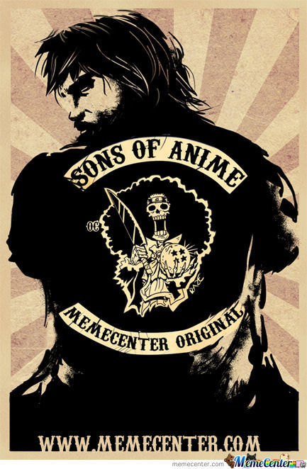 Sons Of Anime