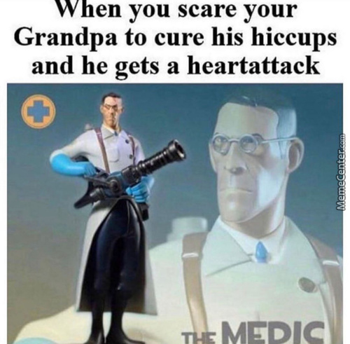 Sorry Grandfather
