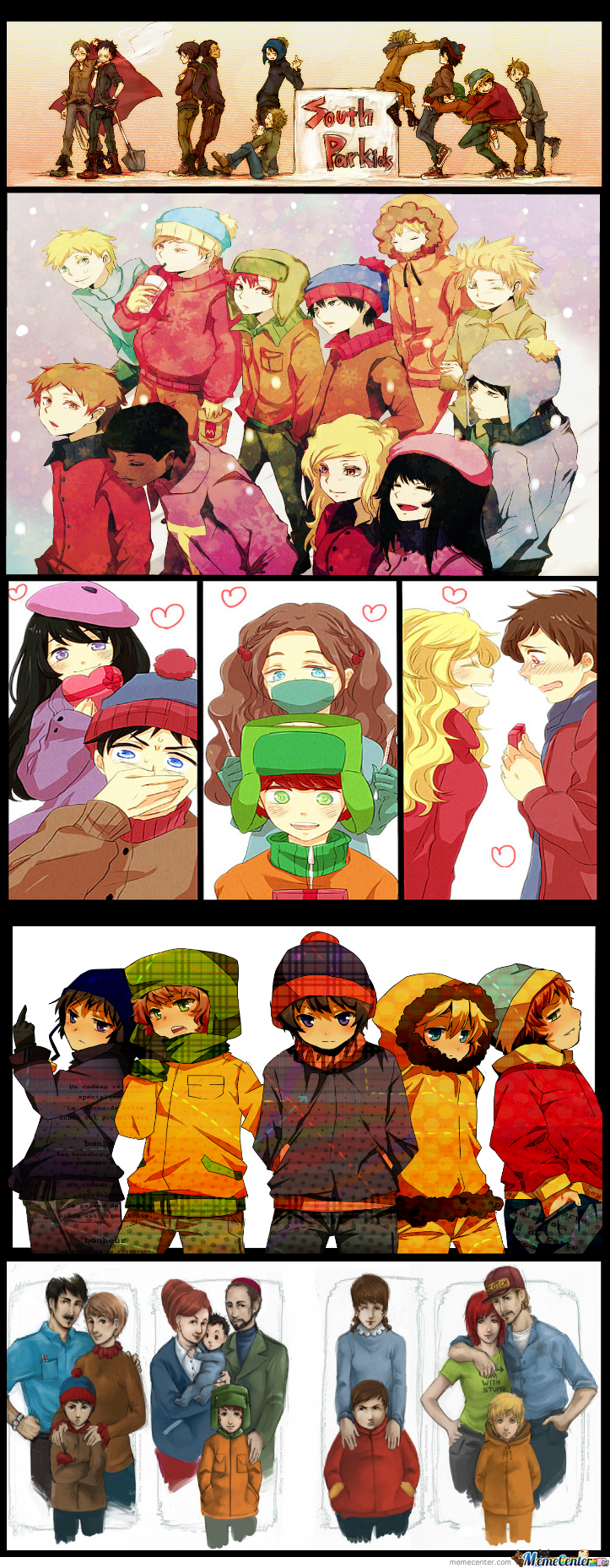 South Park Fan Art By Jdavilacas Meme Center