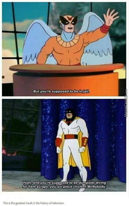 Space Ghost Doing Roasts