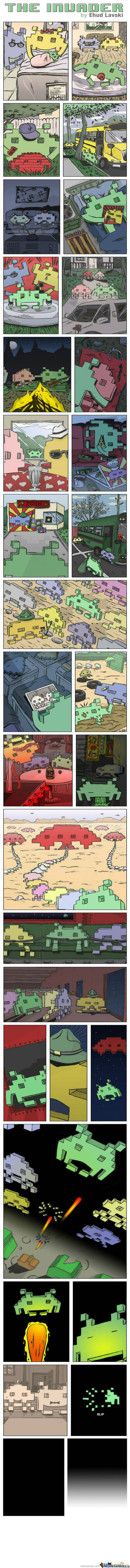 Space Invaders : The Untold Story