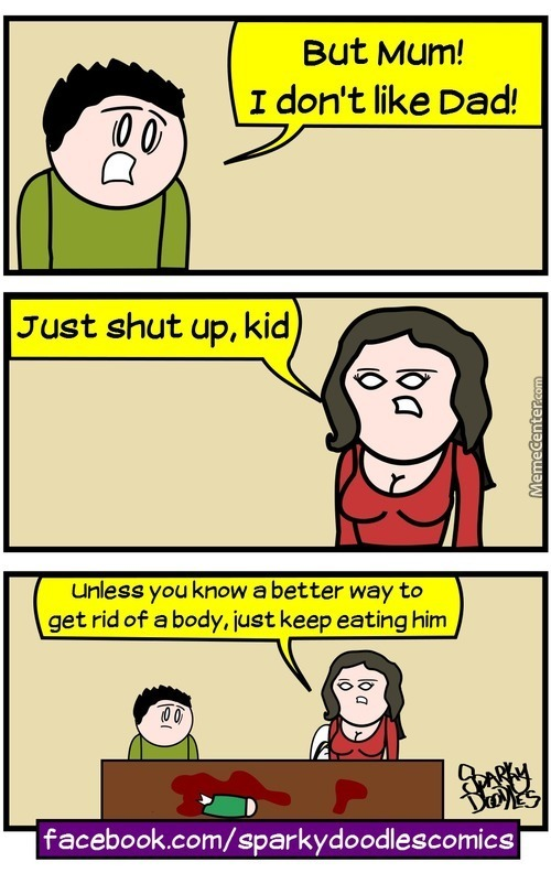 Sparky Doodles: Family Issues