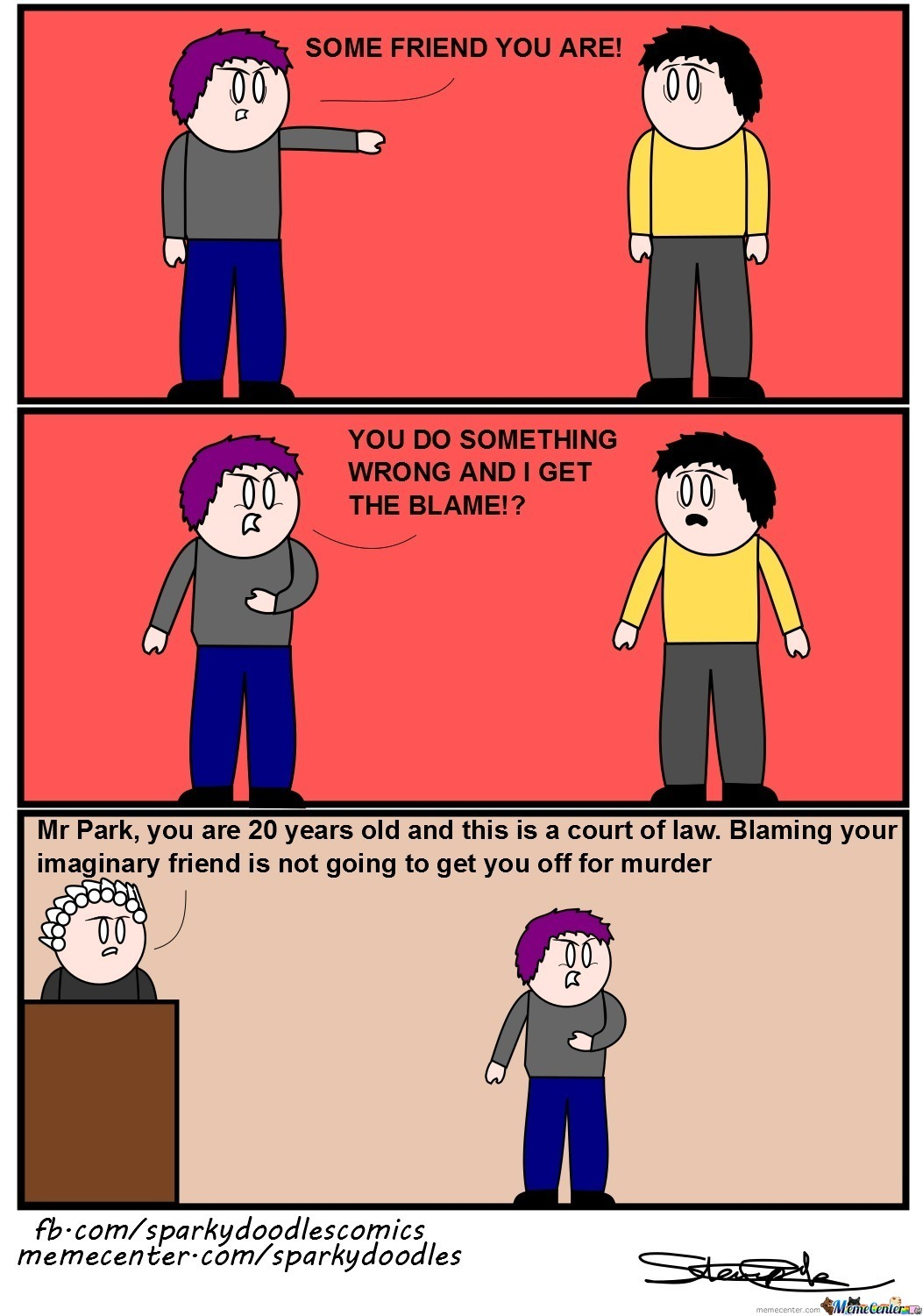 Image result for funny cartoon blaming others