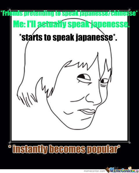 Speakin The Japanesse
