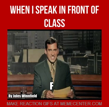speaking in front of class_gp_1957075 speaking memes best collection of funny speaking pictures,How To Speak Meme