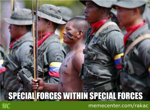 Special Special Forces