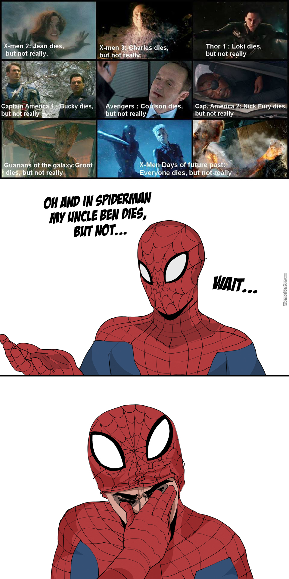 Spider Feels