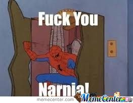 Spiderman Came Back From Narnia, He Didn't Like It
