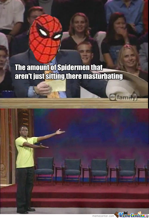 Spiderman What Are You Doing?