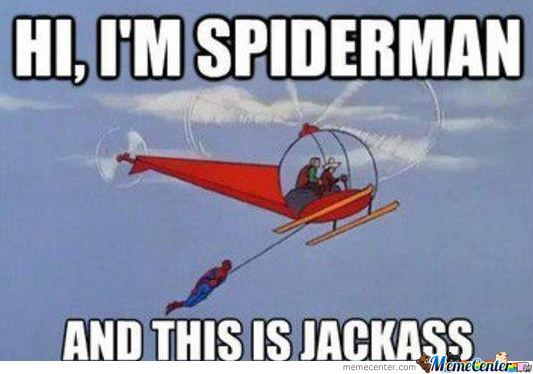 Spiderman :')