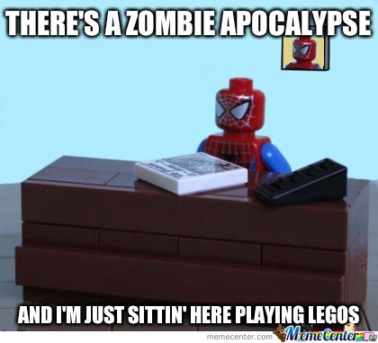 Spidey In Lego