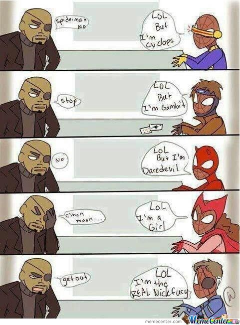 Spidey Strikes Again