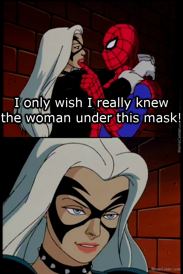 Spidey You Stupid ...